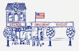 Village Discount Outlet Thrift Stores logo